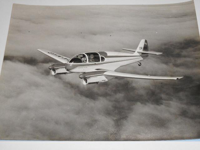 Aero Ae-145 OK-NHG - fotografie - 1961