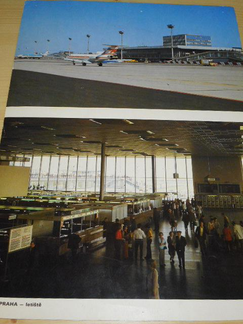 Praha - letiště - fotografie - Pressfoto ČTK