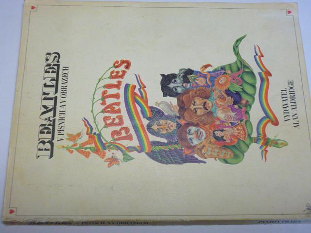 Beatles v písních a v obrazech - Alan Aldridge - 1969