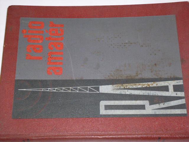 Radioamatér - časopisy - 1940