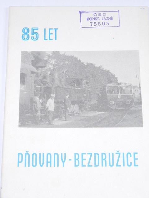 85 let Pňovany - Bezdružice
