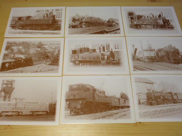 Lokomotivy - 100. let OZVD - 1899 - 1999 - pohlednice