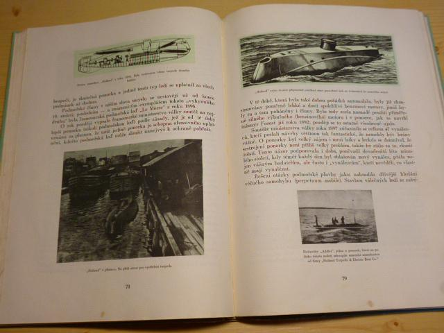Z dějin ponorky - Kamil Lhoták - 1956