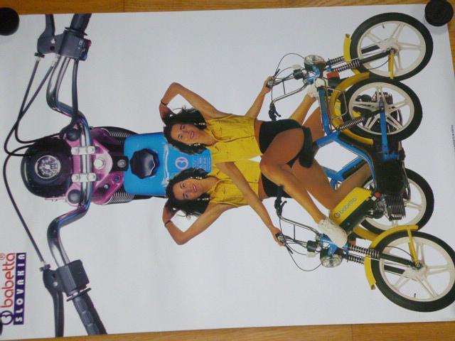 Babetta Slovakia - plakát