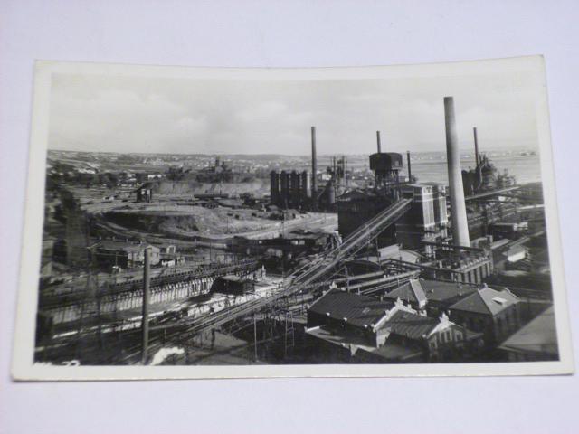 Moravská Ostrava, Vítkovické železárny - koksovna