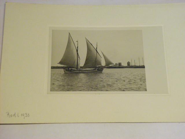 Plachetnice - Rodi 1933 - fotografie