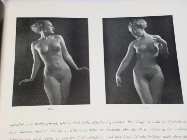 Die Aktphotographie - 1939