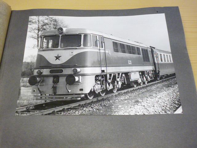 ČKD-motorové lokomotivy, jeřáb Tatra 111 HSC 5, kompresory..
