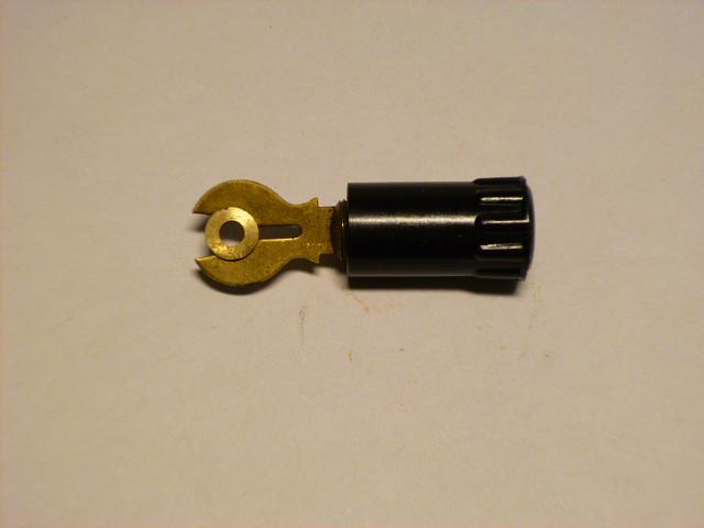 Koncovka na vysokonapěťový kabel