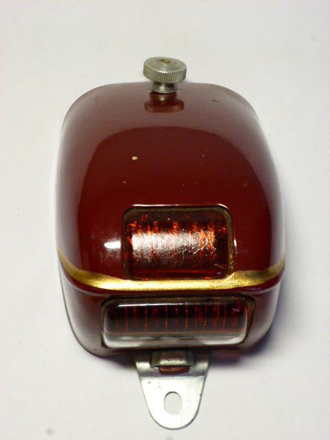 JAWA 250, 350 libeňák - zadní světlo