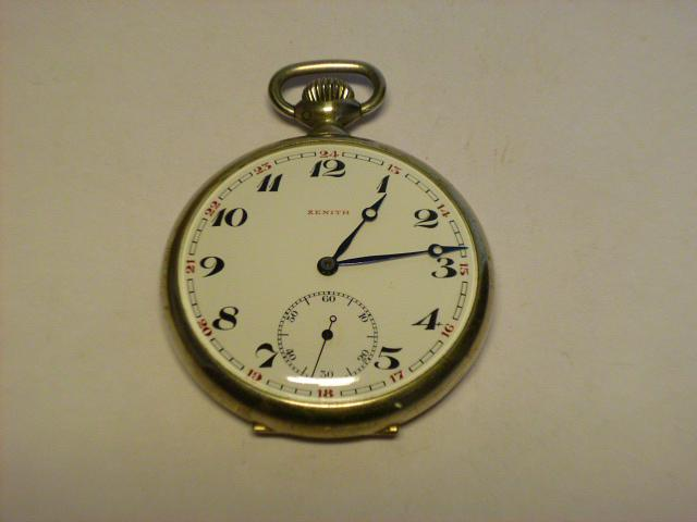 ZENITH - kapesní hodiny