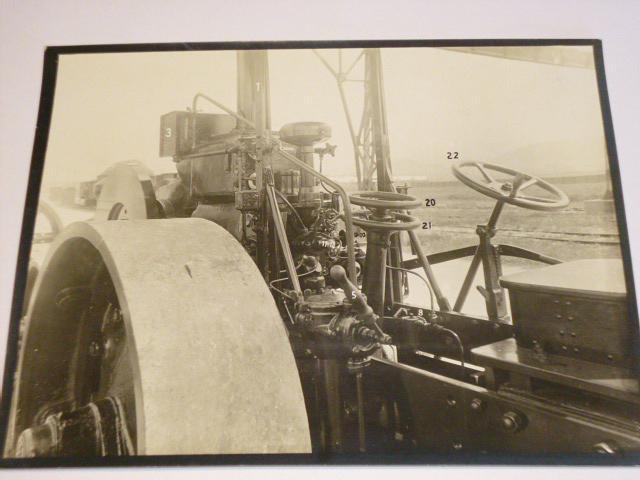 Deutz Kemna - Tatra typ HMS - silniční motorový válec - fotografie