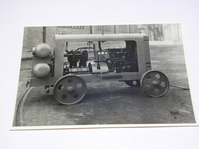 Vítkovické železárny - kompresor ? - fotografie