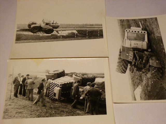 Traktor  SSSR - fotografie