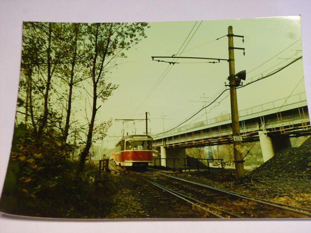 Tramvaj - fotografie