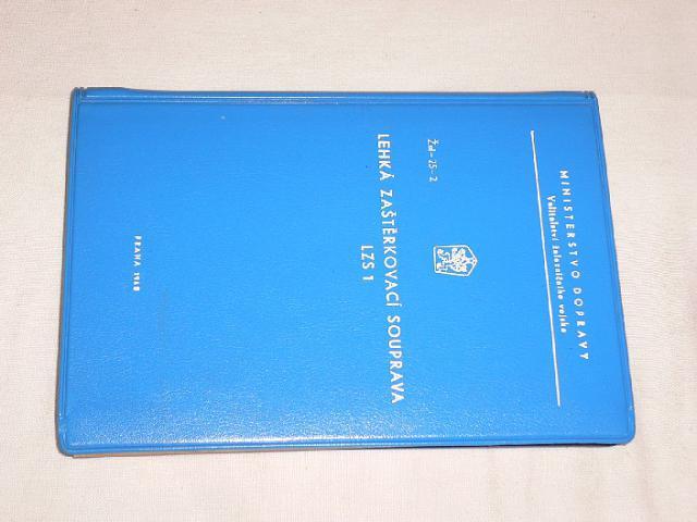 Lehká zaštěrkovací souprava LZS 1 - 1967 - Železniční vojsko