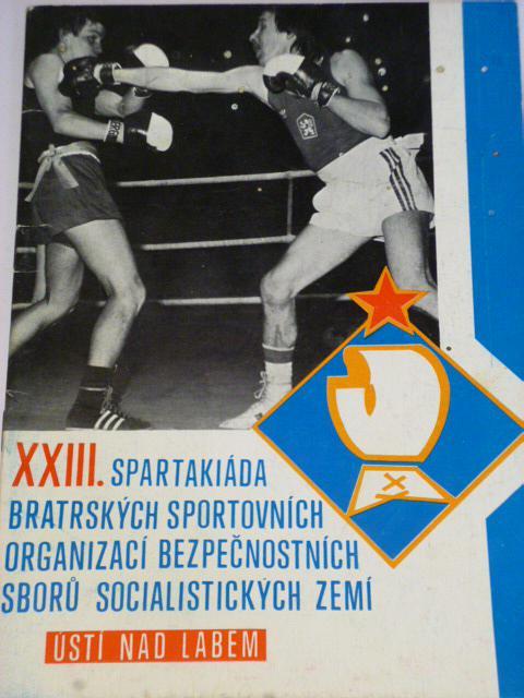 XXIII. spartakiáda bratrských sportovních organizací