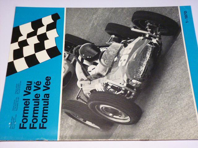 Formel Vau, Formule Vé, Formula Vee - 1/1970