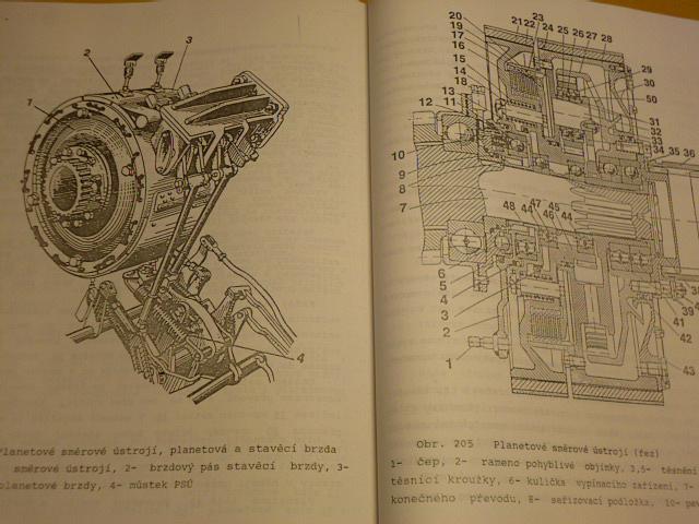 Speciální požární vozidlo SPOT-55 - technický popis - 1994