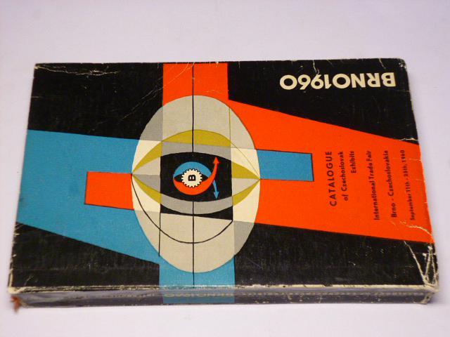 Brno 1960 - Catalogue of Czechoslovak Exhibits