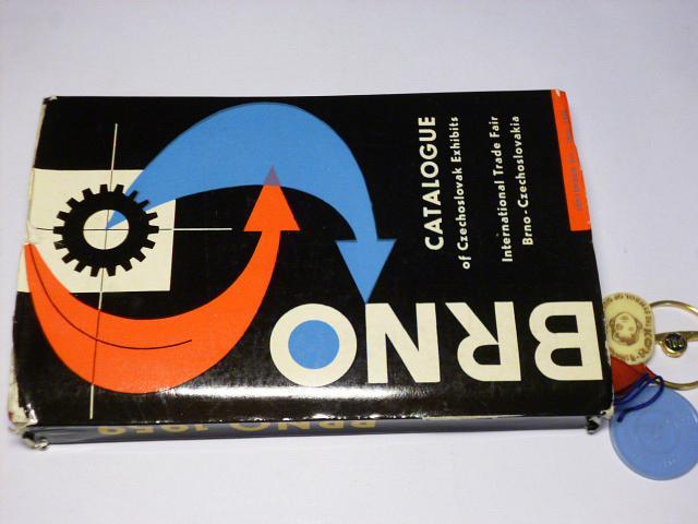 Brno 1959 - Catalogue of Czechoslovak Exhibits