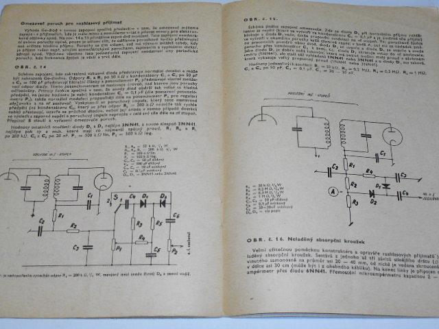 Germaniové diody v teorii a praxi - stavební návod a popis 20