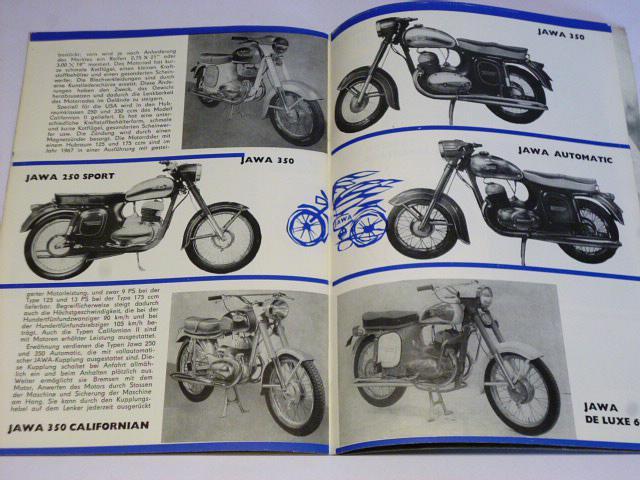 Tschechoslowakische Motor - Revue - 1967 - Škoda, Jawa, ČZ..