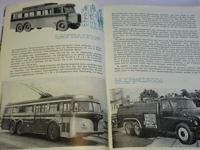 Tschechoslowakische Motor - Revue - 1967 - Škoda, Jawa,Tatra