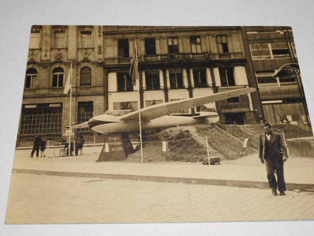 DFS Kranich - VT-52 Jeřáb - 1945 - fotografie