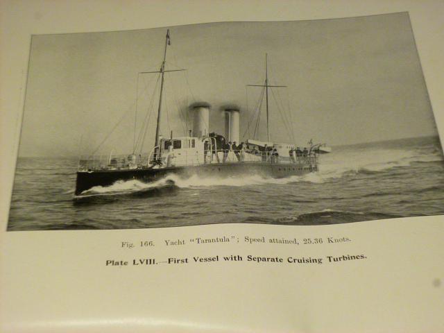 The evolution of the Parsons steam turbine - Richardson - 1911