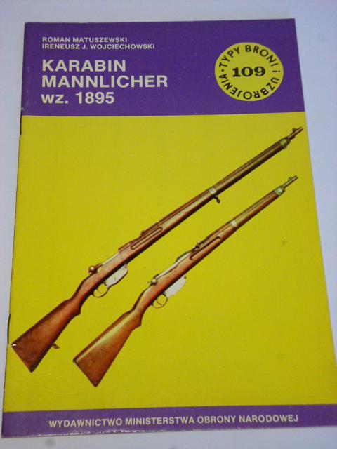 Karabin Mannlicher wz. 1895