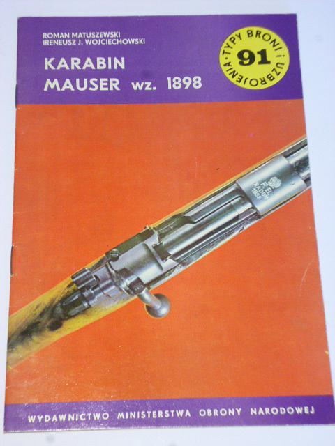 Karabin Mauser wz. 1898