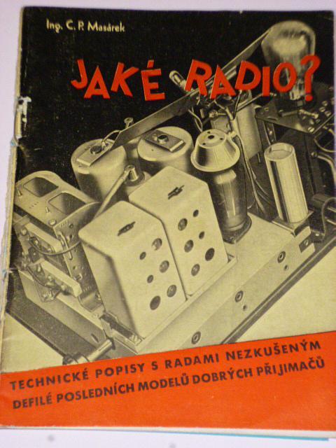 Jaké radio? C. P. Masárek