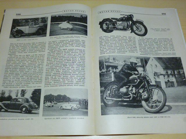 Motor Revue - 1941 - ročník XX., číslo 407