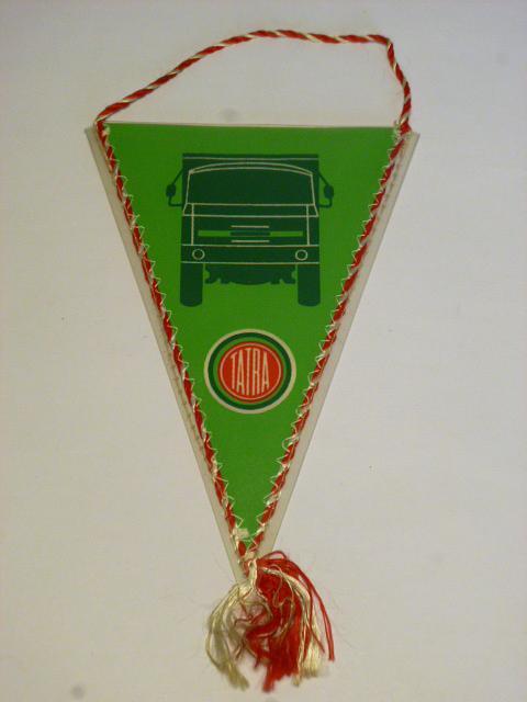 Tatra 815 - Kopřivnice - vlaječka