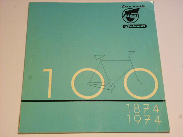 Československý veloprůmysl - 100 výročí výroby jízdních kol