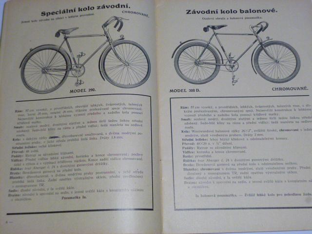 Tripol - kola speciální a lidová - prospekt