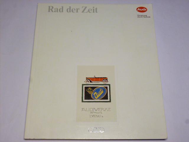 Audi - Rad der Zeit - 1991