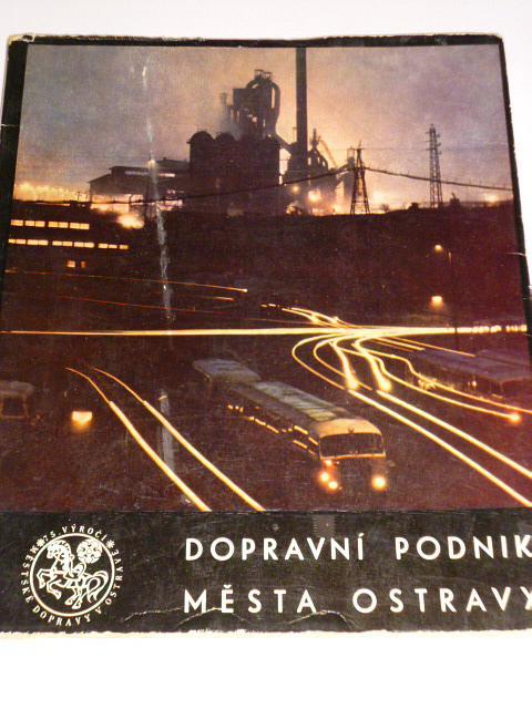 Dopravní podnik města Ostravy - 1969