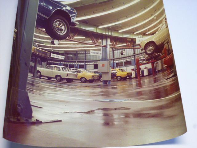 Mototechna - servis - Škoda, Trabant, Lada... fotografie