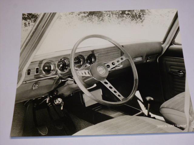 Simca 1501 Spécial - fotografie - 1970