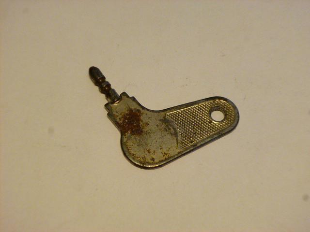 Bosch - klíček do zapalování