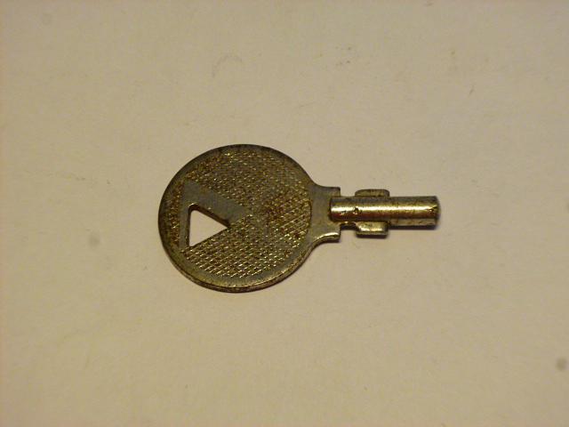 Klíček do spínací skříňky - licence Bosch