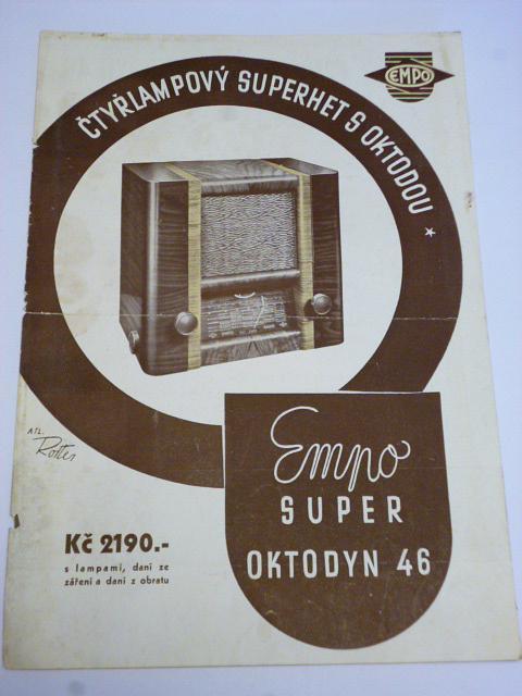 Empo Super Oktodyn 46 - prospekt