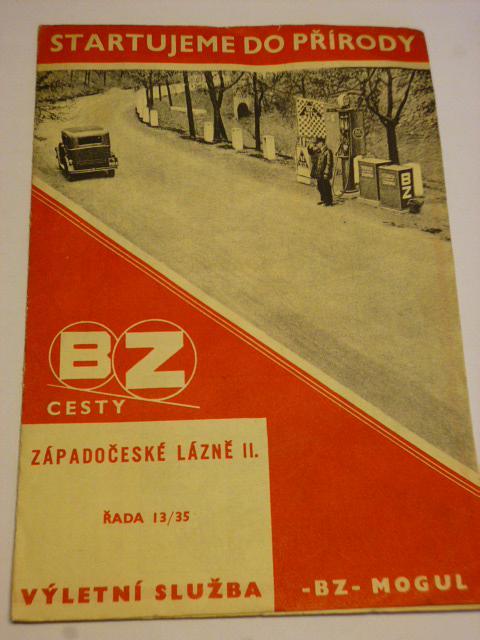 BZ - Mogul - Západočeské lázně II. - automapa - reklama