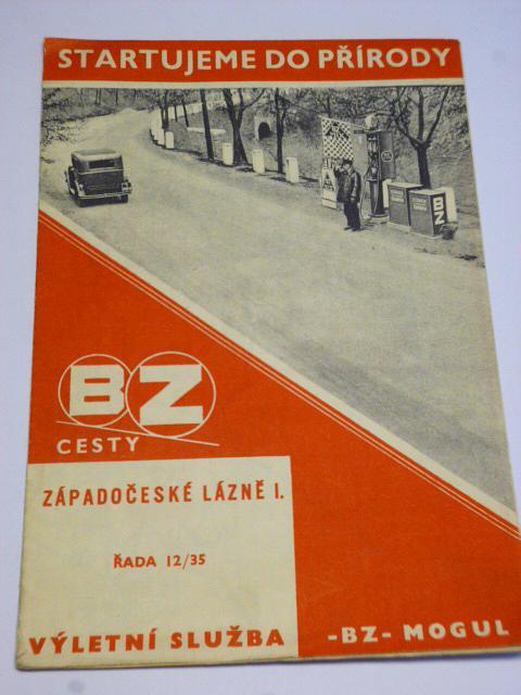 BZ - Mogul - Západočeské lázně I. - automapa - reklama