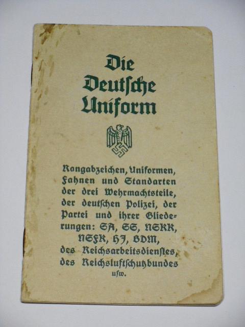Die Deutsche Uniform