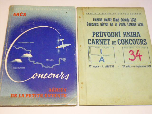 Letecká soutěž státy Malé Dohody 1938