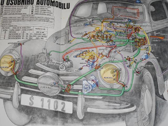 Automobil a motocykl v obrazech - Josef Fronk - 1962
