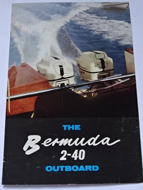 Bermuda 2-40 Outboard - prospekt